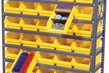Shed Organising