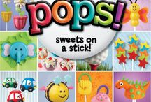 Cookie pops / by Donna Gallup