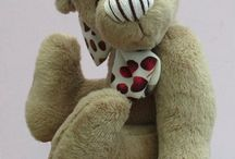 Sewing Toys & Plushies / Sew your own toys, softies and plushies!