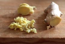 LEAP Ginger Recipes