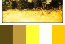 Industrial Color Palettes