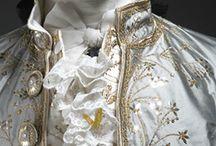 XVIII век, моды