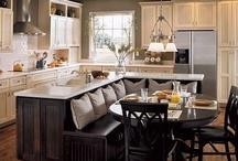 Kitchens / Some ideas for us to help you truly bring the family together around the dinner table!