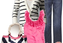 Fashion ~ Jeans (Pinks, Purples, Plums)