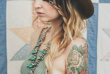 Tattoos / by Jen CYK Photography