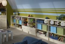 Playroom ideas / by Melissa Holt