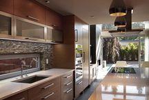 kitchens / by Cathy Boyd