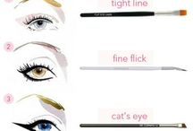 how to , make up