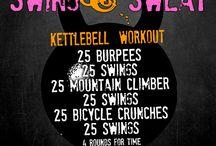 Kettlebell / Workout