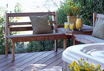 Outdoor Living / by Joan Inmon