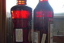 Вино наливки коньяк