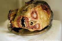 Zombie Cake & Ideas
