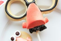 Inspirações - Biscoitos / Seleção de lindos biscoitos para você se inspirar e criar