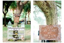 Wedding Signs / Different ideas and our signs for weddings and events
