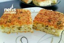 şipşak peynirli tepsi çöreği