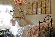 girl bedroom / by Denise Watts