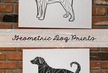 Dog painting ideas