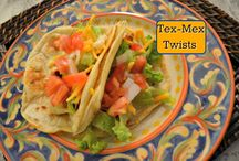 Fiesta! / recipes, decorations and South of the border fun