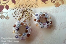Sparkly bead projects