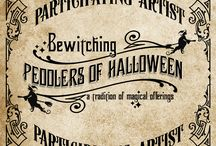 Bewitching Peddlers of Halloween / Bewitching Peddlers of Halloween is a magical affair, featuring the very best in Halloween art. Save the date! 9/30/2017  Chelsea, MI. www.BewitchingPeddlersofHalloween.com