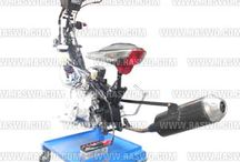 Trainer Sepeda Motor Honda Revo / Trainer Sepeda Motor Honda Revo