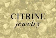 Citrine Jewelry / A gem sure to bring a little sunshine your way. Citrine is the birthstone for the month of November. Shop all of our most precious Citrine jewelry at Ice.com / by Ice.com
