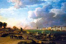 peinture vallée du Rhône