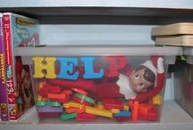Elf on the Shelf- Classroom