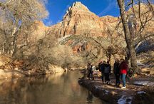 Epic Adventures and Experience Gifts / Create an epic experience at one of America's top 6 adventure resorts in southern Utah, near Zion National Park.