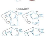 body sketch