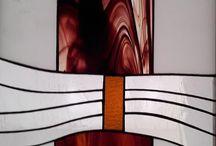 Moderne Bleiglasfenstereinlagen für Raumteiler / http://at.sooscsilla.com/portfolio/moderne-bleiglasfenstereinlagen-fuer-raumteiler/ http://at.sooscsilla.com/herstellung-von-bleiglasfenster-und-bleiglastueren-fuer-privat-und-unternehmen/