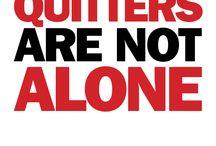 Quit Monday Posters