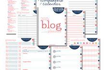 my work blogging
