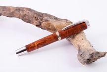 Füller aus Holz / Hier findet ihr die von mir in Handarbeit gedrechselten Schreibgeräte, bzw. die Füllfederhalter.