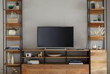 DIY テレビボード