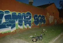 LIMADOS CREW / GRAFFITI
