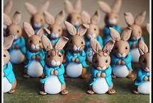 Peter Rabbit birthday