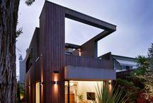 Architecture / by Cat De Ville