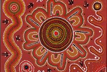 My Aboriginal Style Art / Paintings I've done including the one's I've sold / by Gary Clee