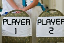 Video game wedding / by Graceful Gatherings