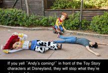 Disneyland/Disney World