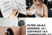 Filters ideas