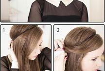 Hair Style stepbystep