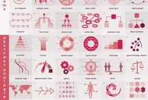 Infographics / A collection of infographics related to Digital Marketing, Visual Communication, Web Design & Development.