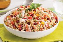 CRABE - Salade
