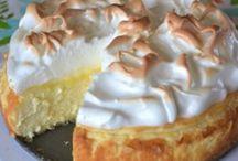 Lemon Meringue Cheesecake*