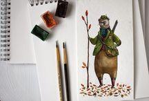 Иллюстрации/Illustration