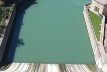 The Dam at Shasta Lake