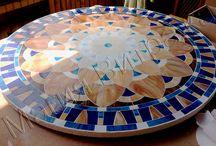 Стеклянная мозайка/ Mosaic