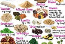 Vegan life / Vegan foods